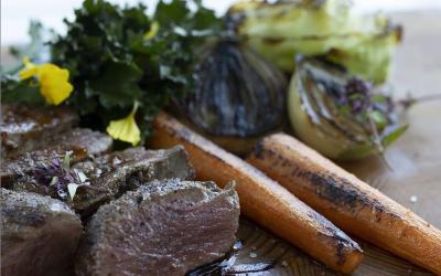 Viiden ruokalajin menu – Hakamaan Lammastilan ravintola